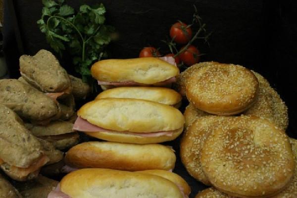 Mélanges de minis sandwiches